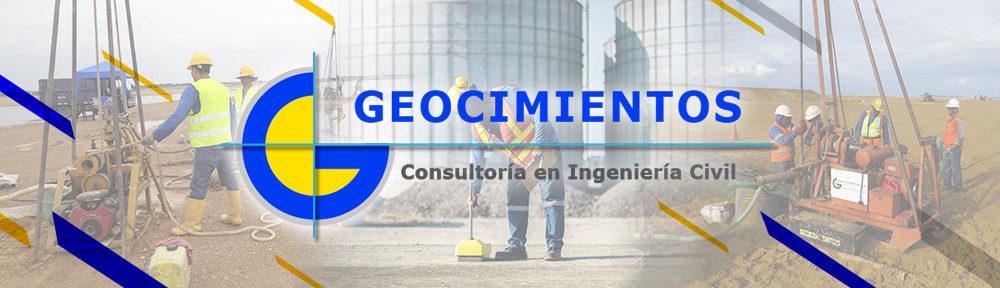 Blog GEOCIMIENTOS S.A.